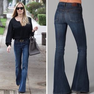 Citizens of Humanity Angie Super Flare Jeans25 NWT